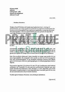 Exemple Lettre De Motivation Bts : modele lettre de motivation bts audiovisuel document online ~ Medecine-chirurgie-esthetiques.com Avis de Voitures