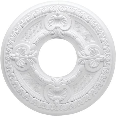 Westinghouse Split Ceiling Medallion by Ceiling Medallions Westinghouse 77773 Ansley Medallion
