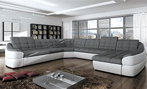 Big Corner Sofa by Infinity Xl 6 Seater Large Faux Leather