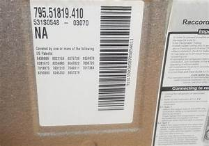Kenmore M 795 51819 410