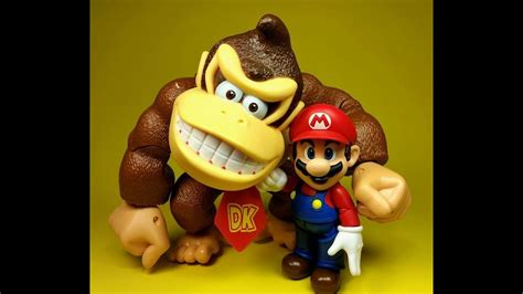 World Of Nintendo 6 Inch Donkey Kong Action Figure Review