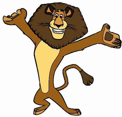 Madagascar Alex Clipart Character Clip Marty Melman