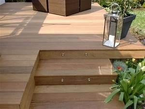 Terrasse Mit Holz : terrassengestaltung mit holz aufgang holz terrasse pinterest nowaday garden ~ Whattoseeinmadrid.com Haus und Dekorationen