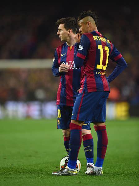 Lionel Messi, Neymar - Lionel Messi Photos - FC Barcelona ...