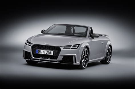 2016 Audi Tt Rs Coupe, Roadster Debut With 400 Hp Image 482862