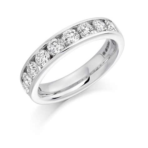 platinum 1 5ct round brilliant cut diamond vintage wedding