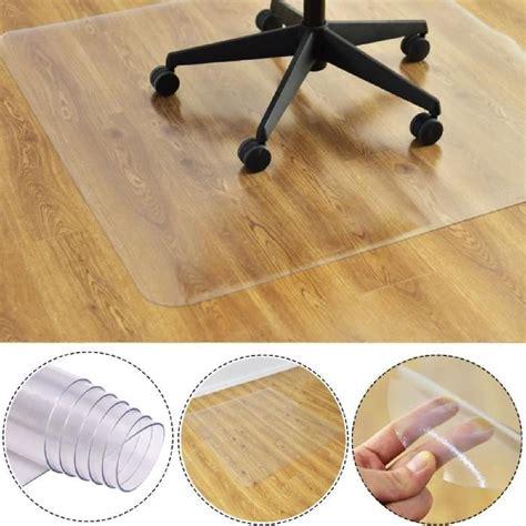 tapis de sol bureau tapis de protection sol pour chaise fauteuil de bureau