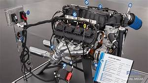 Sema 2016  Mopar Crate Hemi Engine Kits