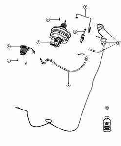 2010 Dodge Challenger Master Cylinder Assembly  Clutch  Switch  Item  Include