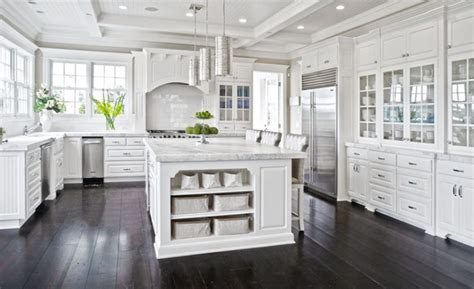 French Country Kitchens 45 Luxurious Kitchens With White Cabinets Ultimate Guide Designing Idea