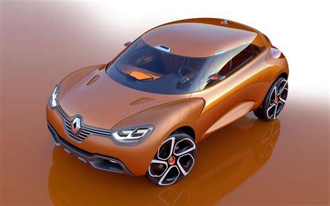 2018 Renault Captur Concept Wallpaper Hd Car Wallpapers