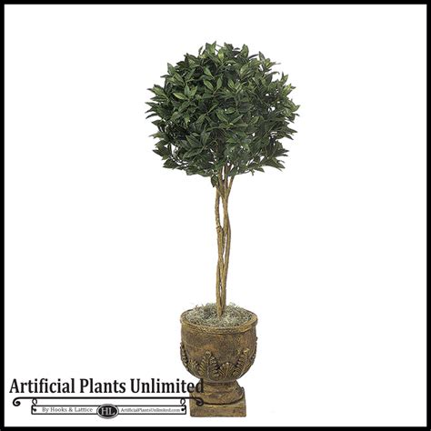 Artificial Topiary Tree Decor  Artificial Plants Unlimited