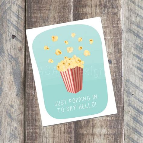 card printable  popping