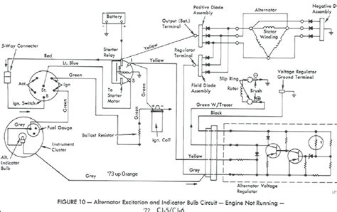 Voltage Regulator Wiring Diagram For Jeep Library