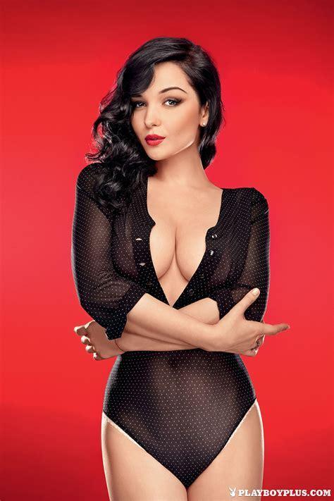 Eugenia Diordiychuk In Playboy Ukraine Centerfolds Blog