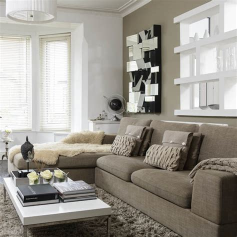 taupe living room ideas uk be inspired by this stunning semi detached house in