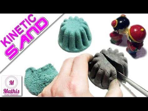 kinetic sand selber machen mit sand diy kinetic sand kinetischer sand selber machen einfache anleitung kinder
