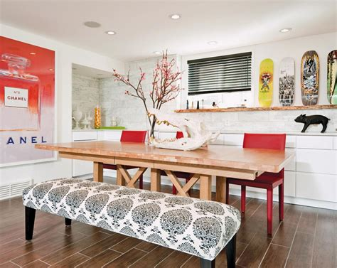 Spice Up Your Dine With Best Eclectic Dining Rooms Painting Ideas For Small Bathrooms Bathroom Blinds Depth Vanities Tiling Space Savers White Saver 30 Vanity Subway Tile In