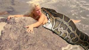 World Largest Snake Found In Amazon River