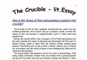 The Crucible John Proctor Essay College Ghostwriters Services Usa  The Crucible John Proctor Essay Compare And Contrast Essay Sample Paper also Sample High School Admission Essays  Do My Book Report For Me