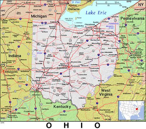 ohio public domain maps  pat   open