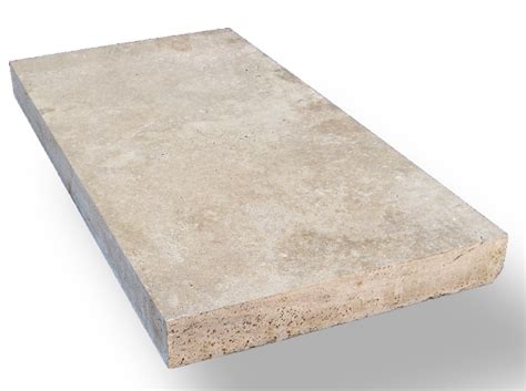 tumbled pavers price buy tuscany beige 8x16 3cm tumbled paver wallandtile com