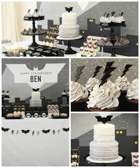 batman birthday parties ideas  pinterest