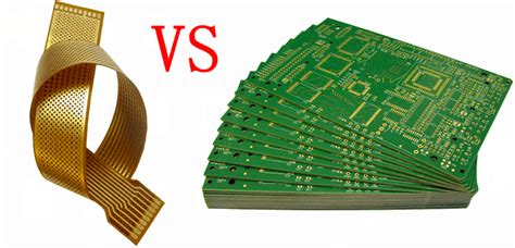 Differences Between Rigid Pcb With Flex Rayming