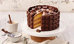 Kleine Kinder Riegel® Torte Rezept Dr Oetker