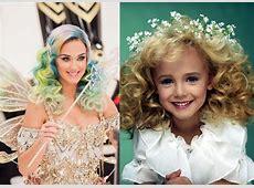 ¿Es Katy Perry la niña desaparecida JonBenét Ramsey