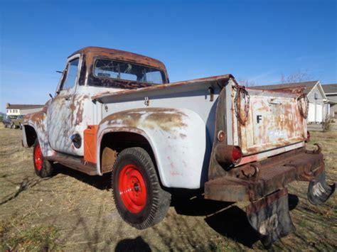 1953 ford f100 f 1 marmon herrington 4x4 high desert survivor barn find nr for sale ford