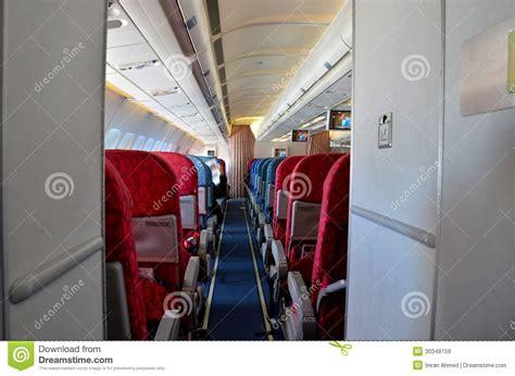 siege d avion sièges d 39 avions à l 39 intérieur de carlingue d 39 avion image