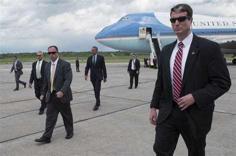 Secret Service agent dies of stroke