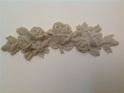 shabby chic appliques shabby vintage chic french provincial furniture applique rose garland medium