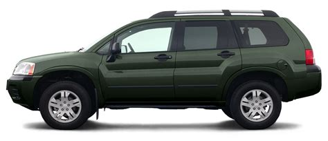 Mitsubishi Endeavor Mpg by 2004 Mitsubishi Endeavor Reviews Images And