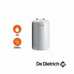 Chauffe Eau Electrique Sous Evier : chauffe eau cor email bloc 10l sous vier de dietrich ~ Dailycaller-alerts.com Idées de Décoration