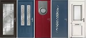 Portes d'entrée Aluminium France Ouvertures