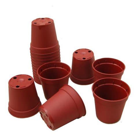 pot de rempotage plastique pots de culture arr 233 e succulentes