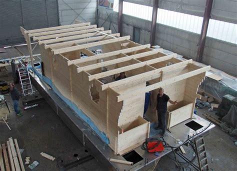 Hausboot Selber Bauen Bauplan by Ponton Hausboot Selber Bauen Hausboote Der Ratgeber Fr