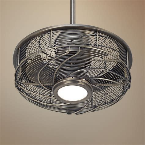 Caged Ceiling Fan Home Depot Style — John Robinson House