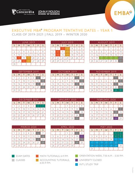 structure schedule