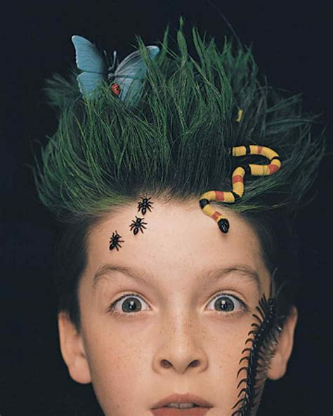 30 Ideas For Crazy Hair Day At School Stay At Home Mum
