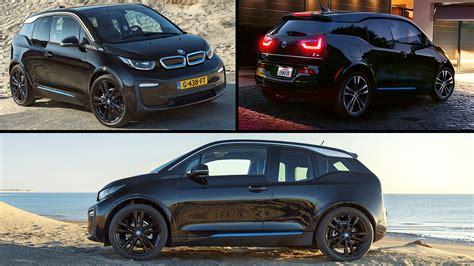 bmw  electric sedan images