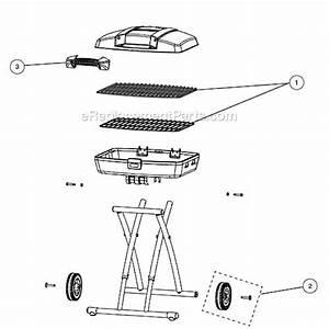 Coleman 2000006921 Parts List And Diagram