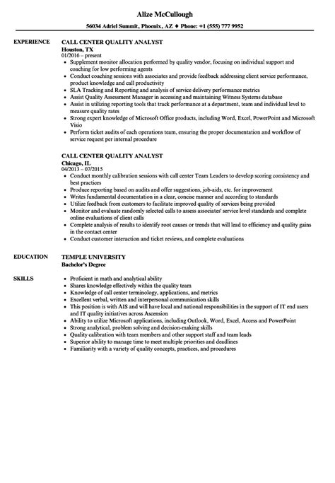 data quality analyst duties cv vs template best resume