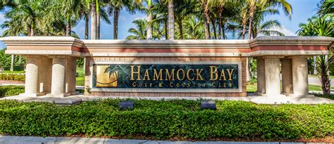 Hammock Bay Golf Course Naples by Hammock Bay Real Estate For Sale