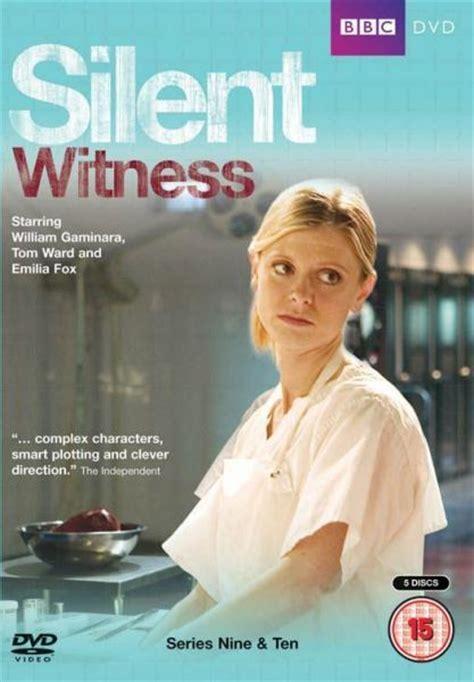 silent witness series   dvd zavvi