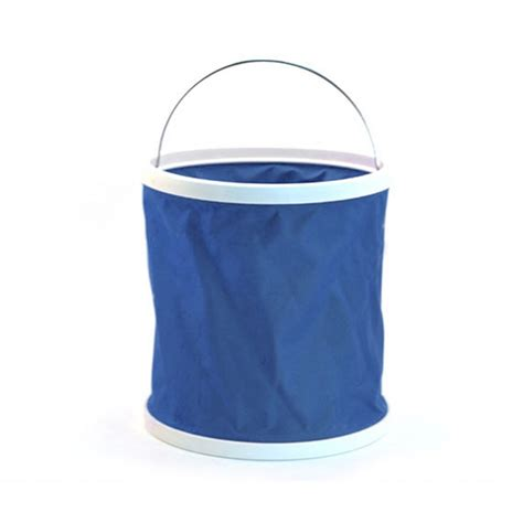 Folding Collapsible Bucket Barrel Water Container Car