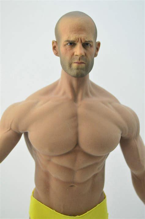 male body diy 1 6 scale jason statham figure phicen