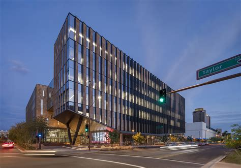 Beus Center For Law And Society By Ennead Architects Opens